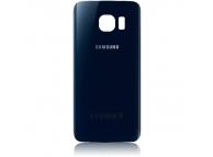 Capac baterie Samsung galaxy s6 EDGE g925 ORIGINAL NEGRU 0