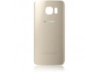 Capac baterie Samsung galaxy s6 EDGE g925 ORIGINAL GOLD 0