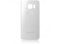 Capac baterie Samsung galaxy s6 EDGE g925 ORIGINAL ALB 0