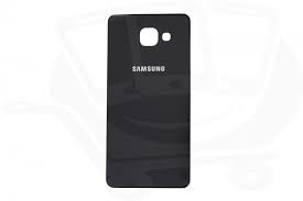 Capac baterie Samsung galaxy A5 2016 A510 ORIGINAL NEGRU 0