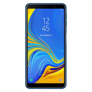 Telefon mobil Samsung Galaxy A7 (2018), Dual Sim, 64GB, 4G, Blue [0]