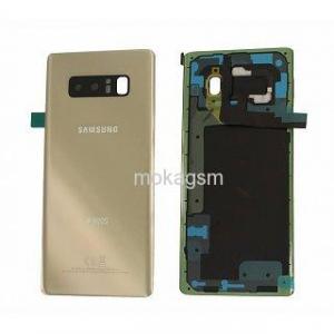 Capac baterie SWAP Samsung galaxy Note 8 N950f Gold Swap0