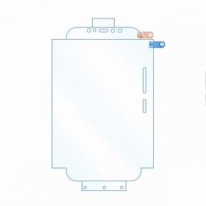 Folie Protectie RMORE 0.15mm pentru Huawei Mate 20 Pro [3]