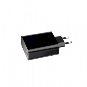 Incarcator retea Baseus PPS QC USB + PD 45W negru cu display1