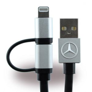 Cablu date iPhone + Micro Usb, Mecedes-Benz Original0
