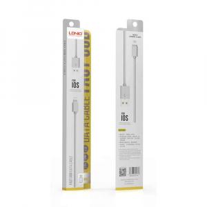 Cablu date iPhone 2.4A 1M LDNIO0