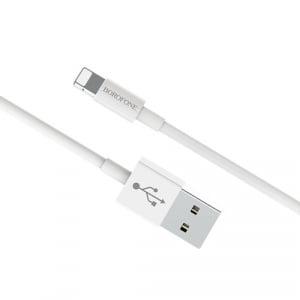 Cablu date iPhone , Borofone BX22 Bloom4