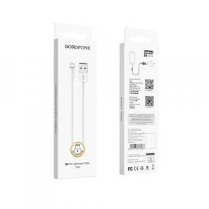 Cablu date iPhone , Borofone BX22 Bloom0