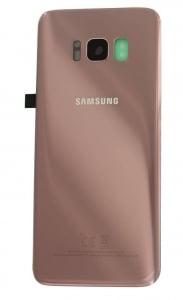 Capac baterie Samsung Galaxy S8 G950F Pink Roz Original1