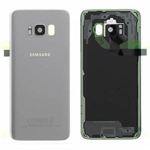 Capac baterie Samsung Galaxy S8 Silver G950 Original1
