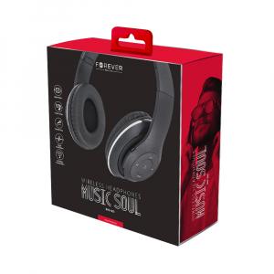 Casca Bluetooth Forever Music Soul BHS-300 black2