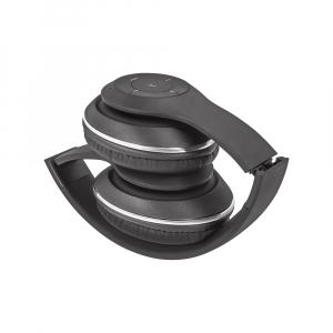 Casca Bluetooth Forever Music Soul BHS-300 black6