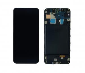 Ecran Display cu touchscreen Samsung Galaxy A30 A305 cu Rama [0]
