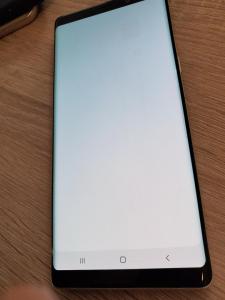 Ecran Display cu touchscreen si rama Samsung Galaxy Note 8 N950 Gold Swap Mic Burn0