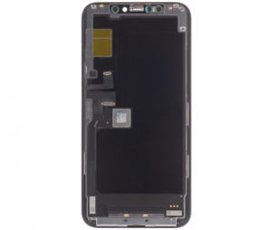 Ecran Display - Touchscreen Negru Apple iPhone 11 Pro MAX , SWAP Original, Dat jos de pe telefon1