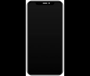 Ecran Display - Touchscreen Negru Apple iPhone 11 Pro , SWAP Original, Dat jos de pe telefon0