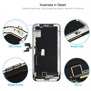 Ecran Display iPhone X Original Reconditionat2