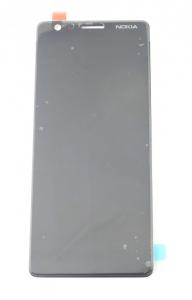 Ecran Display Nokia 3.1 Negru Original,TA-1063, TA-1057 [0]