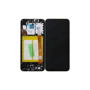 Ecran Display Samsung Galaxy A20E A202 cu rama, LCD1