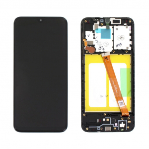 Ecran Display Samsung Galaxy A20E A202 cu rama Service Pack0