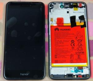 Ecran Display Honor 8 Lite cu Rama si Baterie, Negru1