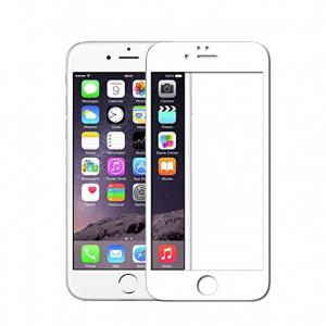Folie Sticla 9D OG Full Glue iPhone 6 iPhone 6s alb [0]