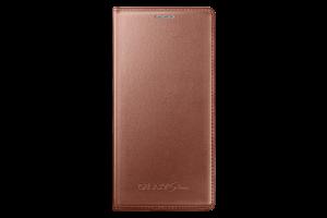 Husa Flip Samsung s5 mini Book Case Rose Gold WALLET1