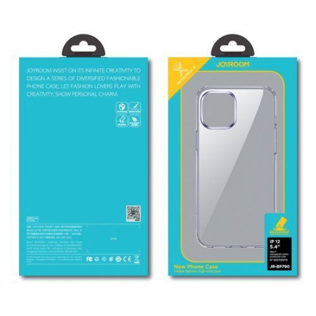 Husa iPhone 12 Pro Max New T Series ultra thin case  Joyroom [1]