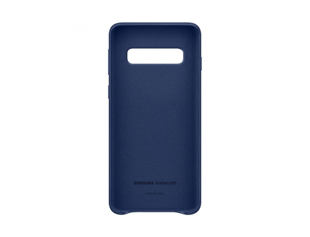 Husa Piele pentru Samsung Galaxy S10 G973f, Navy3