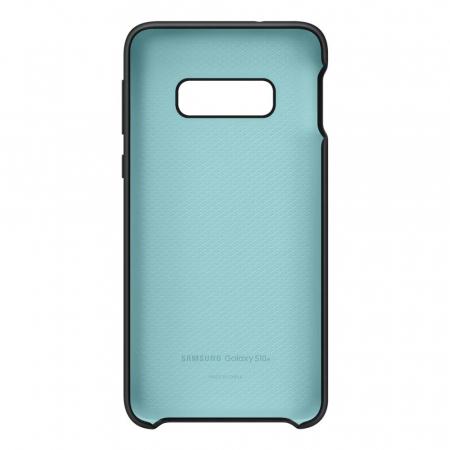 Husa spate Silicone Cover Flexible Gel pentru Samsung Galaxy S10e, neagra4