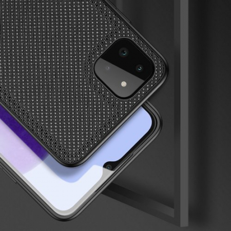 Husa Samsung A22 5g Fino case covered with nylon material [2]