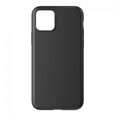 Husa Samsung A02s Versiune EU, Soft Case TPU gel protective Black [5]