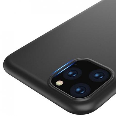 Husa Samsung A02s Versiune EU, Soft Case TPU gel protective Black [4]