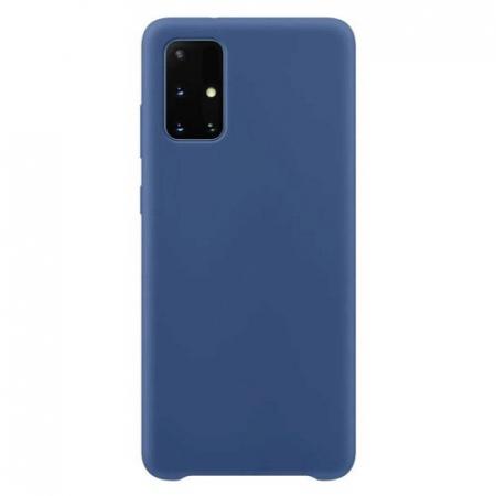 Husa Samsung S21 5g silicone flexible durable case Dark Blue, Wozinsky - Copie [0]