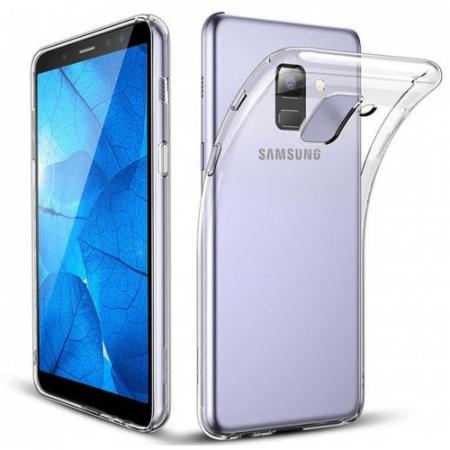 Husa silicon TPU pentru Samsung J6 2018, J600 , Transparent1