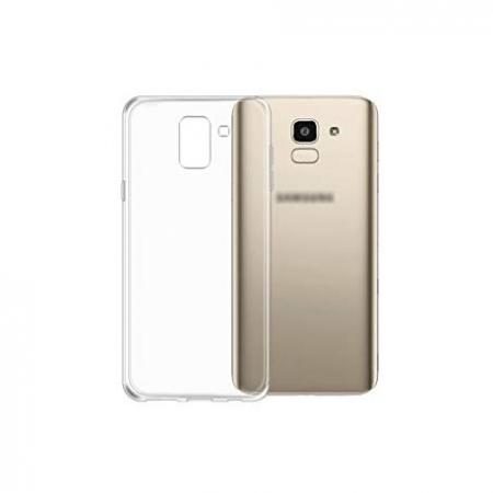 Husa silicon TPU pentru Samsung J6 2018, J600 , Transparent0