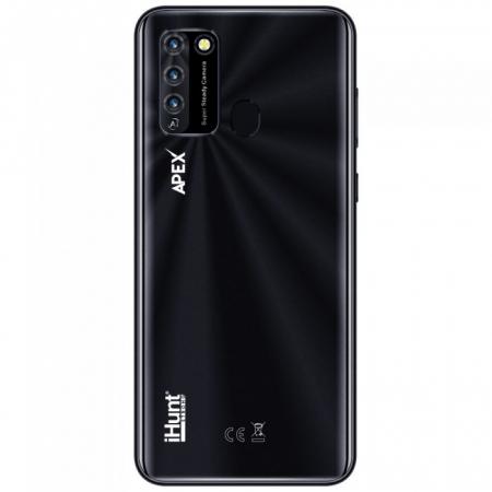 iHunt S20 Ultra Apex 2021 Black, 6.55-inci IPS HD+, 4G, 3GB RAM, 32GB ROM, DualSIM, Android 10, 5000mAh, TripleCamera 13MP, Amprenta, Black [3]
