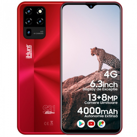 iHunt S21 Ultra 4G 2021 Red5