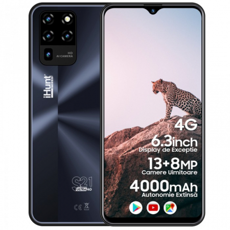 iHunt S21 Ultra 4G 2021 BLACK0