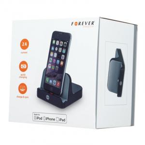 Docking Station pentru iPhone, Forever PDS-02 [3]
