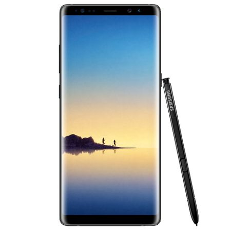 Telefon mobil Samsung Galaxy Note 8, Dual SIM, 64GB, 6GB RAM, 4G, Midnight Black0