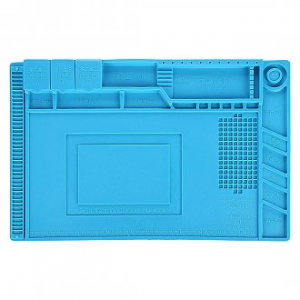 Pad Silicon banc lucru profesional, magnetic 46 x 30cm1
