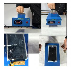 Plita, Separator display cu vacuum TBK588D1