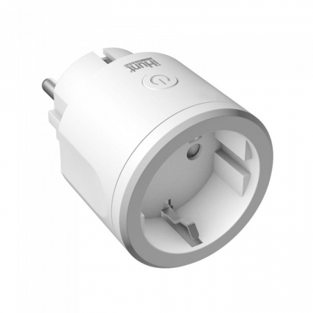 Priza inteligenta iHunt Smart Plug Meter WIFI Alb [0]