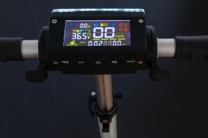 Trotineta electrica Sparky Boost, 350W, Autonomie 25-30km, Viteză maximă 30km/h Alba6