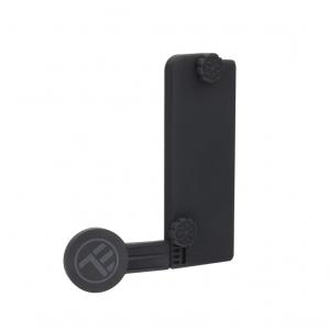 Suport magnetic de telefon pentru ecran laptop Tellur MDM, Negru0