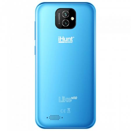 "Telefon iHunt Like Hi10 Light Blue , 3G ,Display 5.5"" , Memorie 16gb, 1gb Ram [2]"