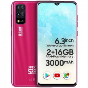 Telefon iHunt S20 Plus Apex 2021 RED0