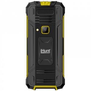 Telefon Mobil iHunt i1 3G 2020 Yellow, 3G RDS, telefon 3g cu taste1