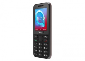Telefon Mobil 3G Alcatel 20.35 Negru, Digi RDS Digi Mobil2
